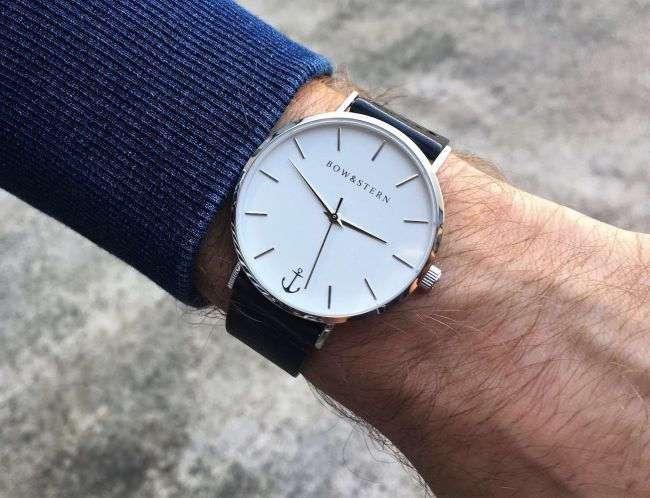 Как правильно носить наручные часы?