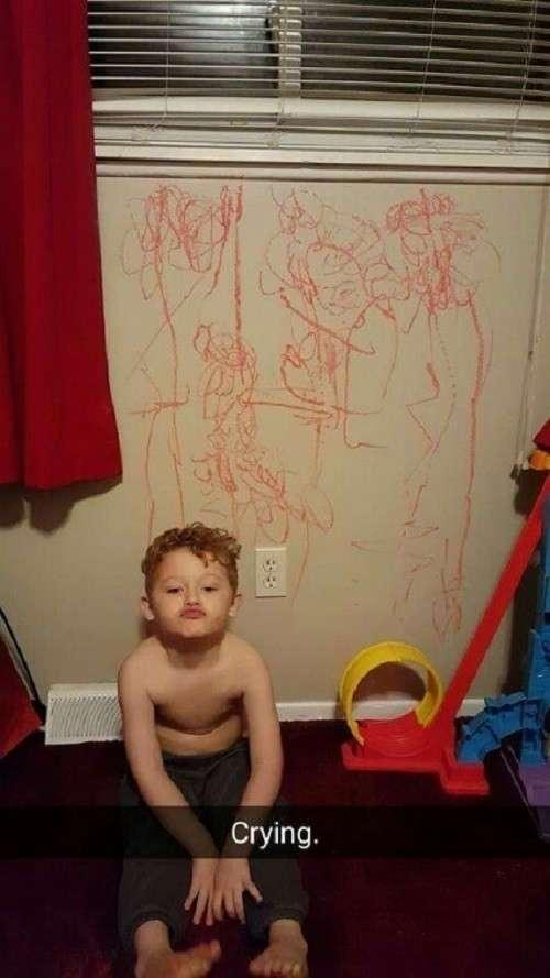 17 фотографий, в которых каждый родитель узнает своего ребенка