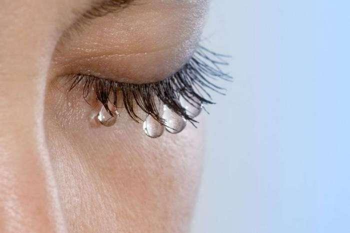 Соль из человеческих слез