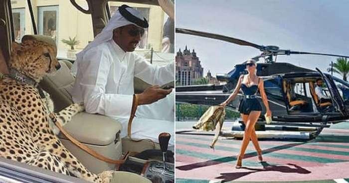 Шок и восторг: такое бывает только в Дубае!