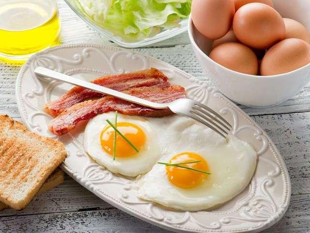 Всё ли мы знаем об яичнице ?