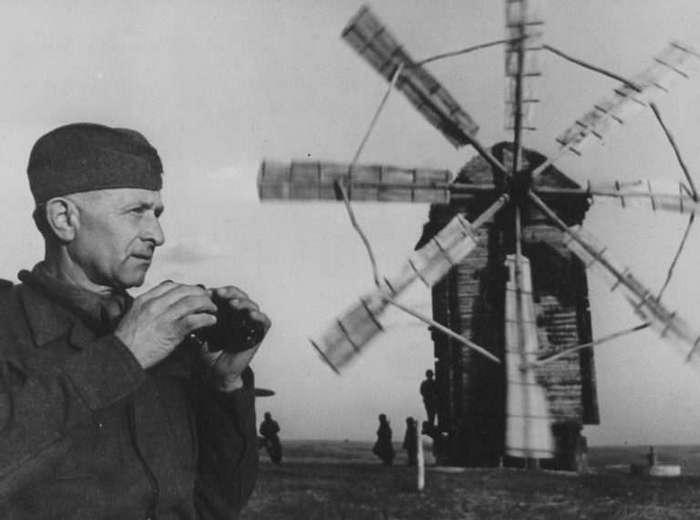 Иностранцы в Красной армии во время Великой Отечественной