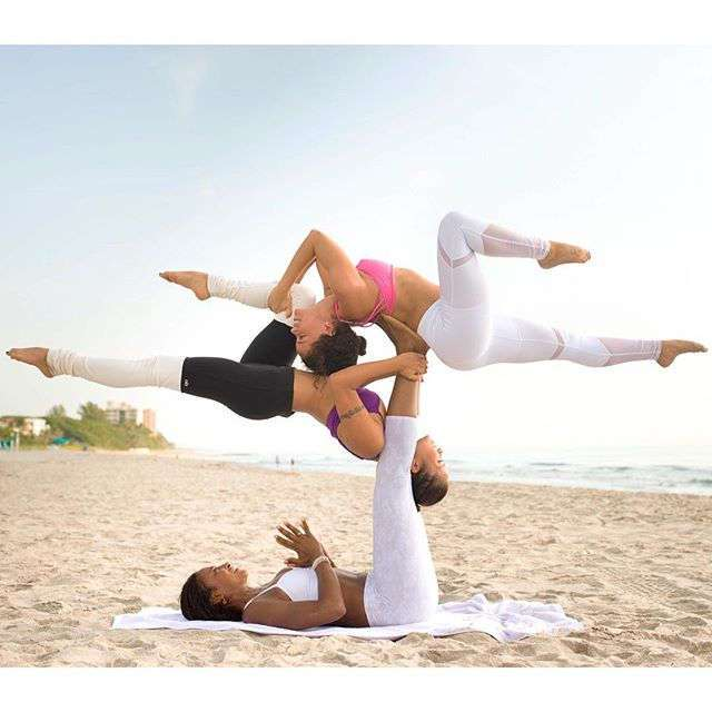 Йога с Койа Вебб