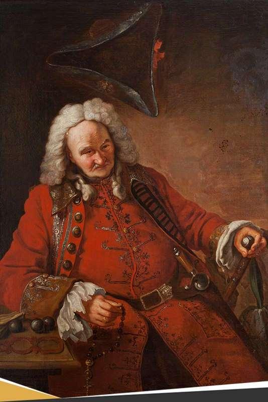 Иван Александрович Балакирев — придворный шут Петра I