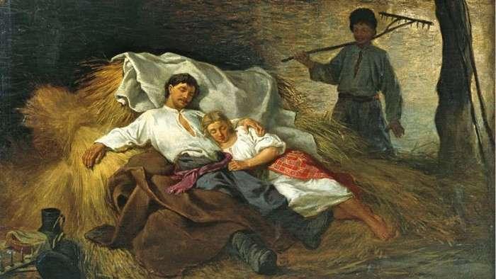 Секс на Руси: как славяне любви предавались