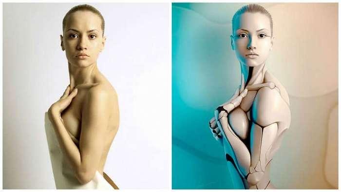 Что умеют настоящие мастера Фотошопа: впечатляющая разница между «до» и «после»