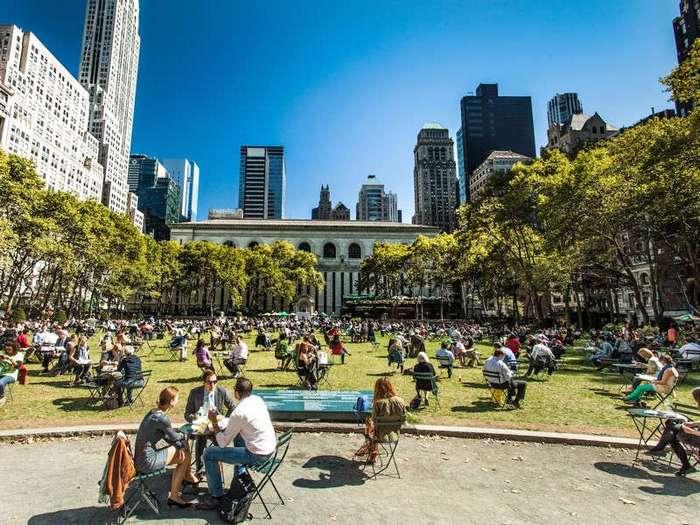 Как выглядит обеденный перерыв в 7 разных странах мира