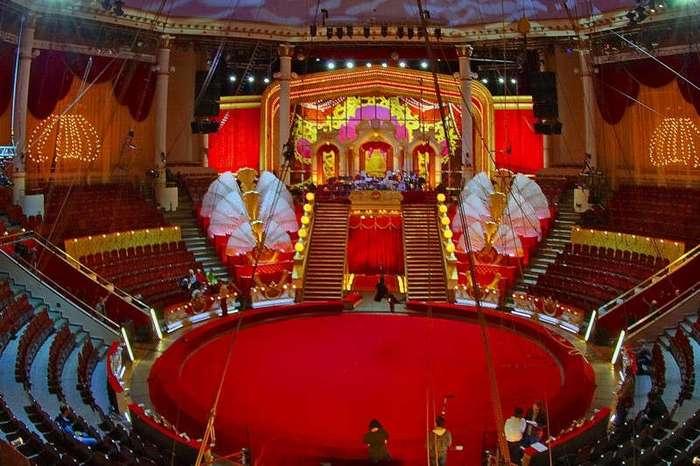Трагедии на цирковой арене