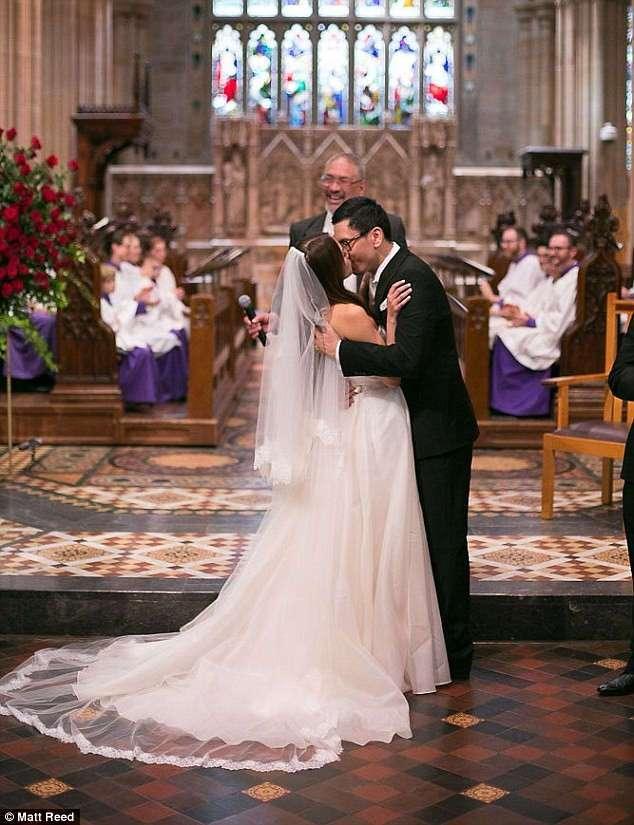 Они потратили 150 тысяч долларов на свадьбу, но еле уложились в бюджет