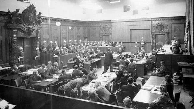 Суд истории: 70 лет назад завершился Нюрнбергский процесс