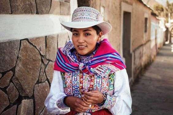 Красивые девушки разных стран