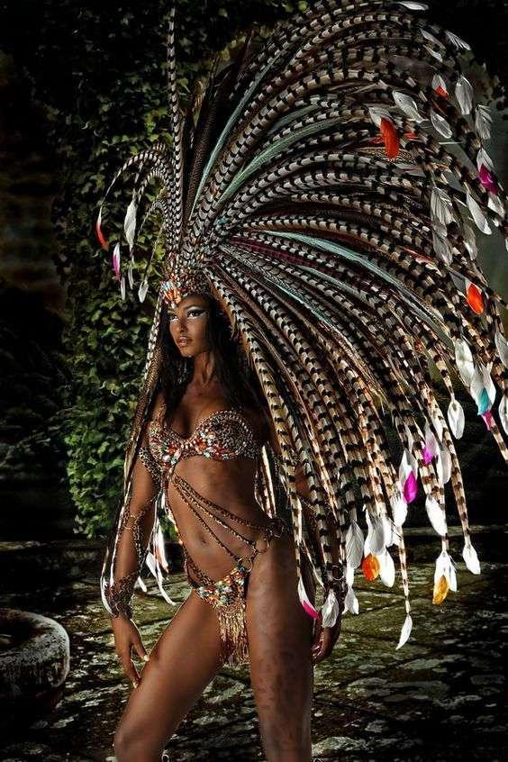 Тринидад и Тобаго. Женщины