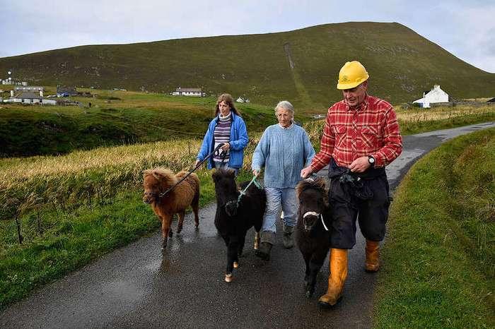 Фула — самый далекий обитаемый остров в Великобритании