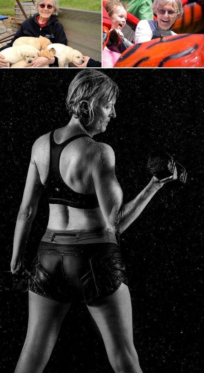 Фотограф превращает офисных работников в спортсменов, используя правильное освещение