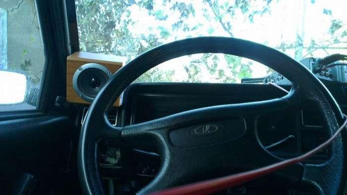 Ужасные примеры установки автоакустики