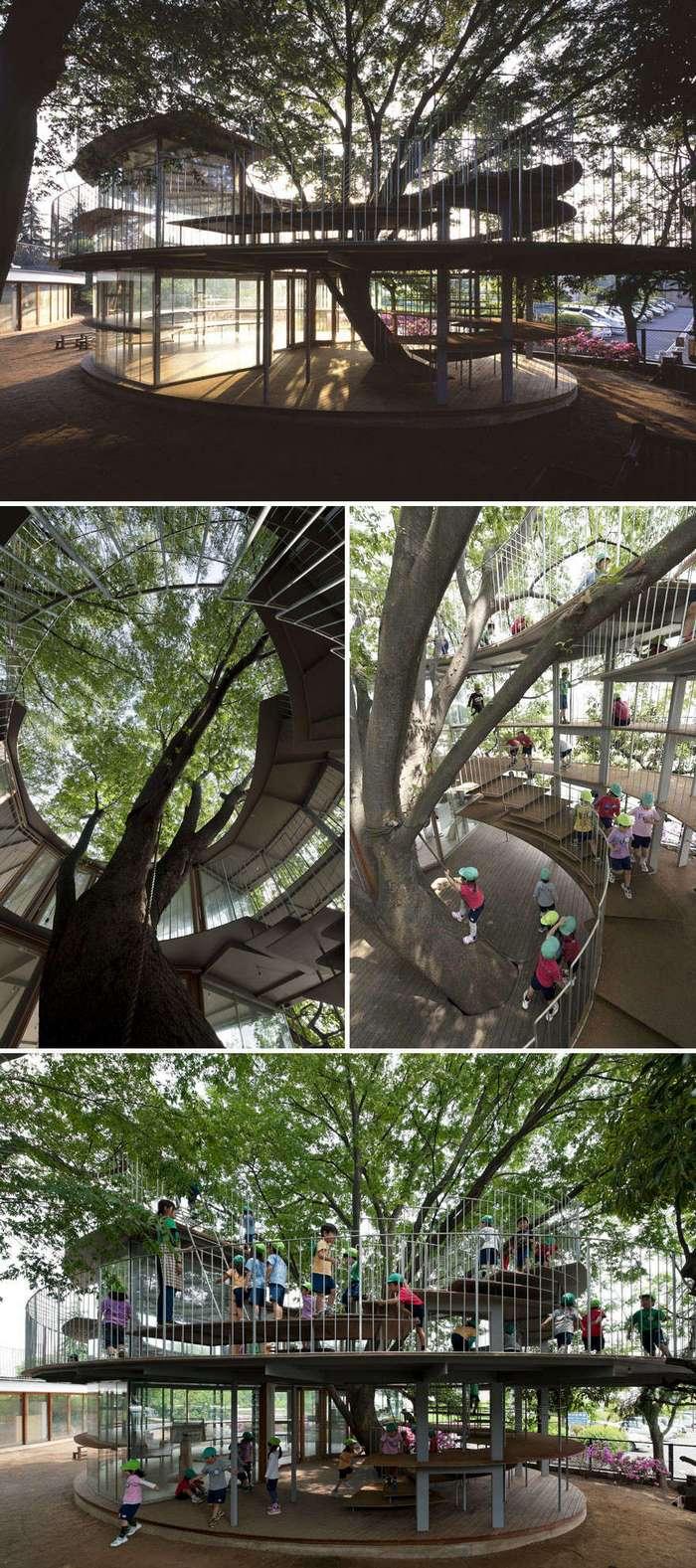 Удивительная архитектура современной Японии