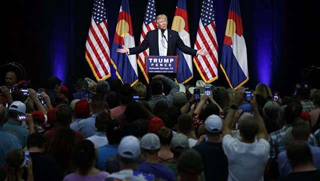 Forbes рассказал, почему Трамп является для США меньшим злом, чем Клинтон