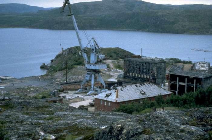 9 самых радиоактивных мест в России