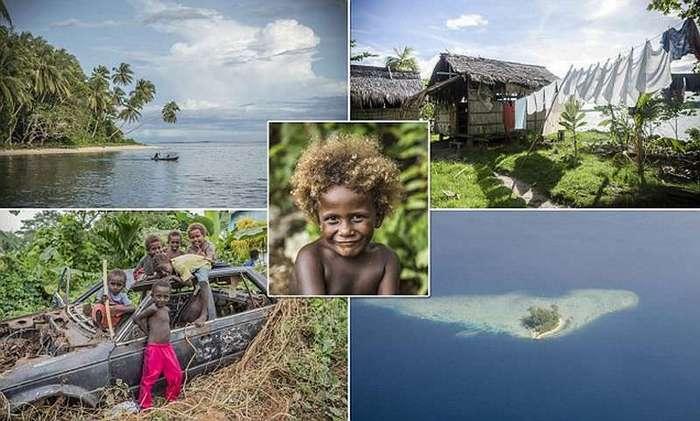Размеренная жизнь на Соломоновых островах