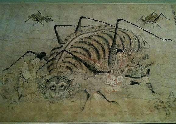 10 самых страшных существ мировой мифологии
