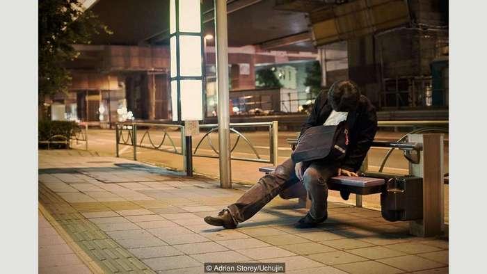 «Инемури» — японское искусство никогда не спать