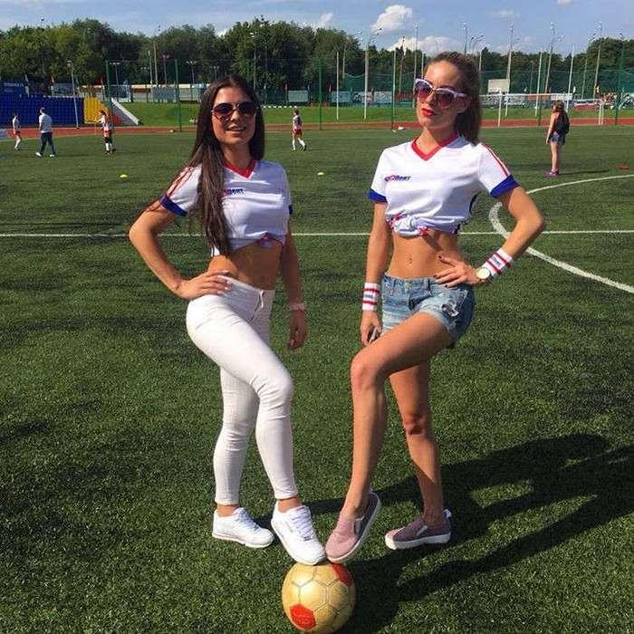 Нереальный футбол, в который влюбляешься с первого взгляда