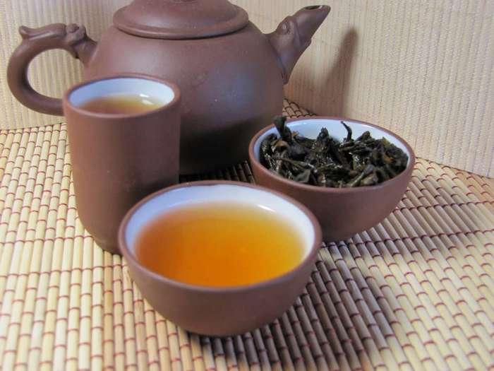 Самый дорогой чай в мире.
