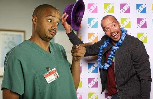 Актеры сериала «Клиника» 15 лет спустя
