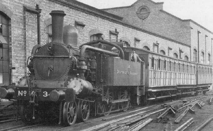 Британский поезд мертвецов: железная дорога в мир иной