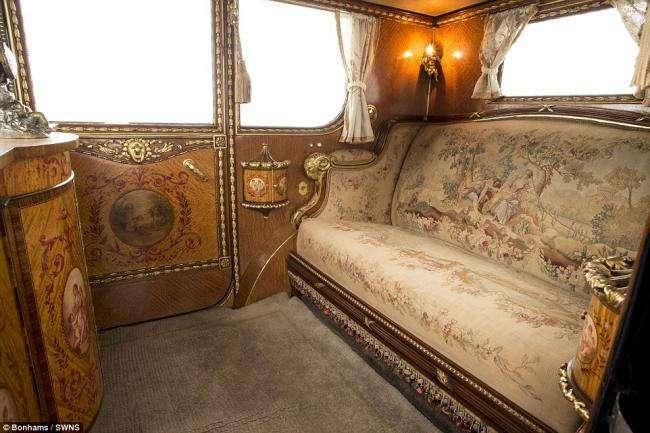 Rolls-Royce выпуска 1926 года – это маленький дворец на колесах