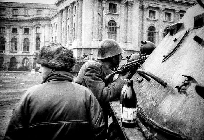 Детство и юность в коммунистической Румынии