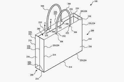 Apple изобрела бумажный пакет