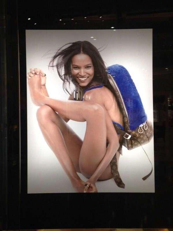 14 случаев, когда мастера фотошопа совершенно забыли, как выглядит женское тело