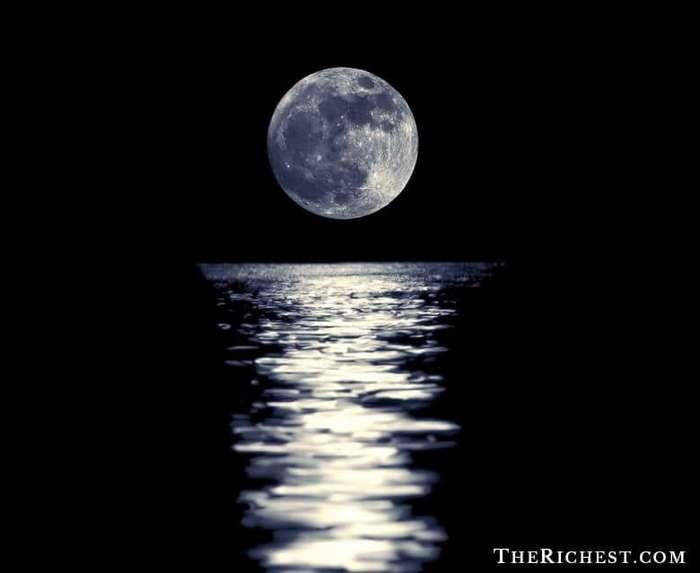 15 самых удивительных фактов о Луне