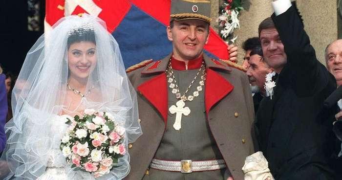 Дочь легендарного командира сербских боевиков Аркана стала звездой в инстаграме