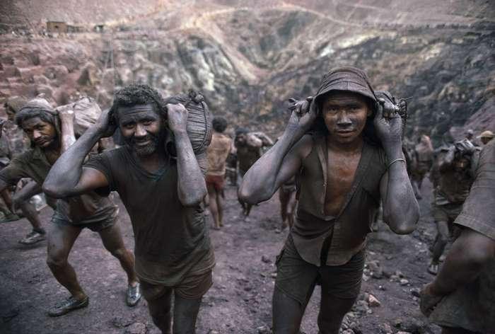 1985 год: золотая лихорадка в Серра Пелада