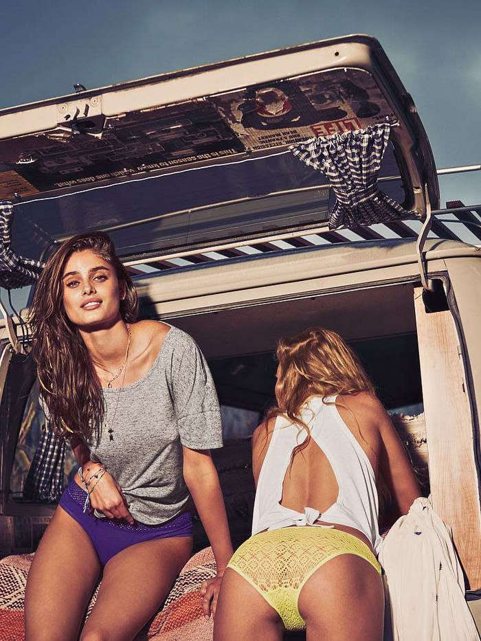 Victoria's Secret купальники лето 2016