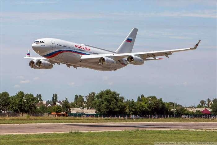 Новый Ил-96 для Управделами президента РФ