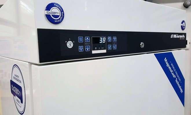 Создан холодильник с магнитной системой охлаждения