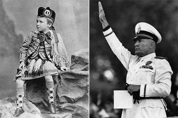 Детские фотографии 15 самых известных и ненавистных злодеев мира
