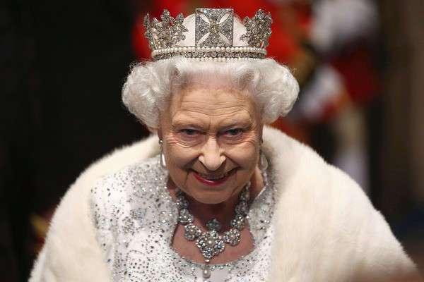 Тайная власть королевы Елизаветы II