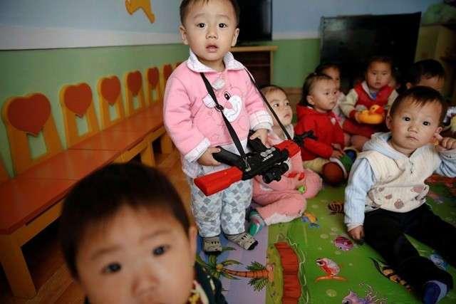 20 фото из Северной Кореи, заставляющие вспомнить наше советское детство