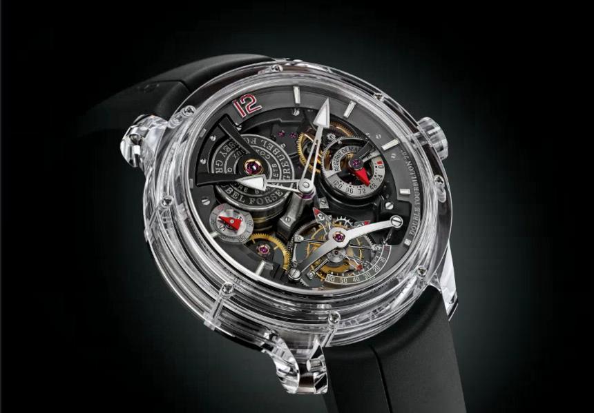 Как выглядят часы за миллион долларов