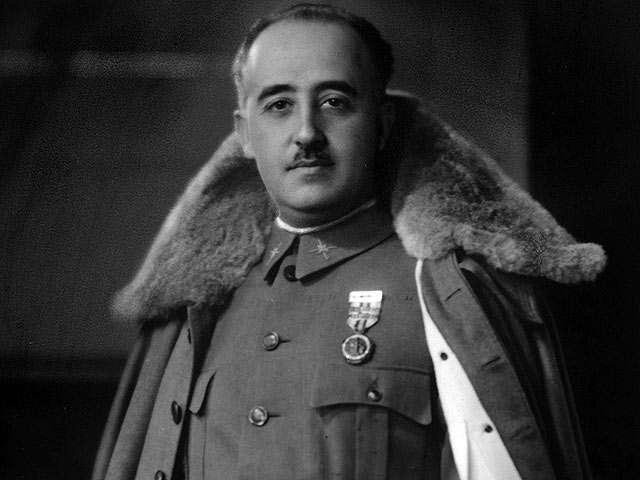 Диктатор Франко. Диктатор, который сам отдал власть