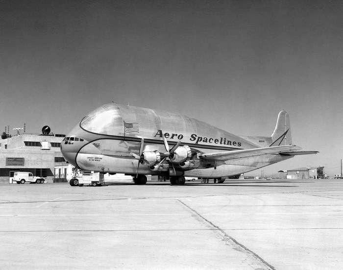 Aero Spacelines Pregnant Guppy (Беременный Гуппи)