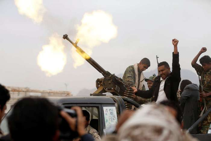 Кадры повседневной жизни в Йемене