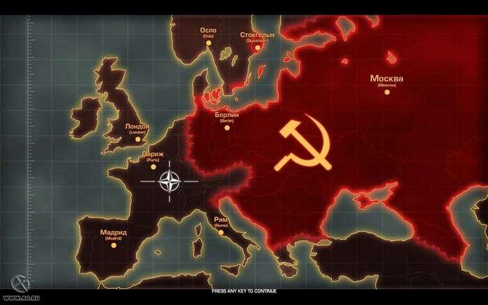 Вышли бы советские войска к Ла-Маншу за неделю ?