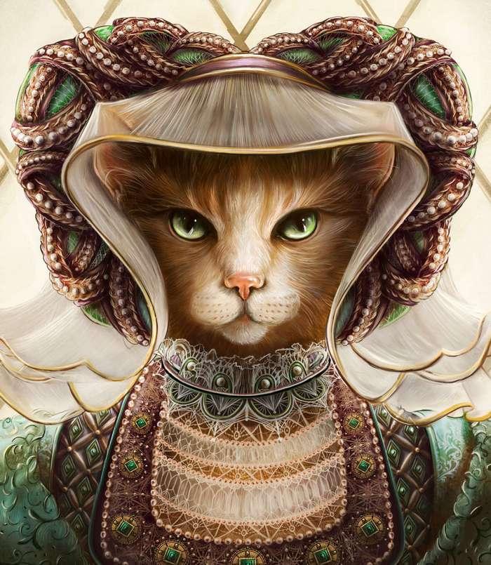 Каждая кошка - королева