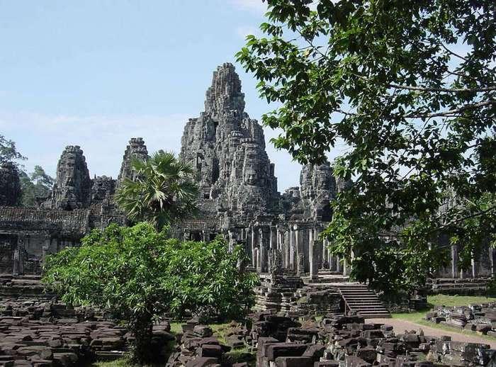 Скальные храмы