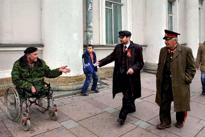 Фотограф Александр Петросян: уличные снимки